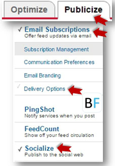Email-Subscriptions