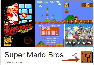super mario bros google secrets