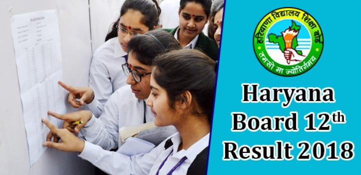 haryana result 2018