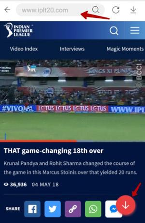 ipl video download