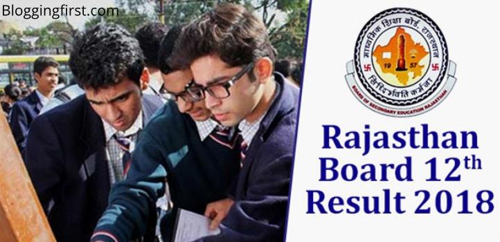 rajasthan board class 12