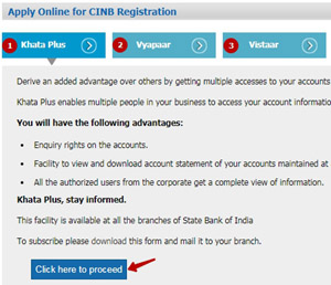 sbi saral apply