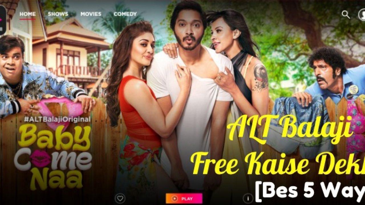 ALT Balaji Online Shows Free Kaise Dekhe / Download Kare